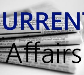 Current Affairs2018