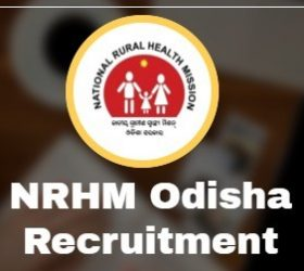 NHM Odisha Recruitment