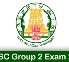 TNPSC Group II Recruitment 2018